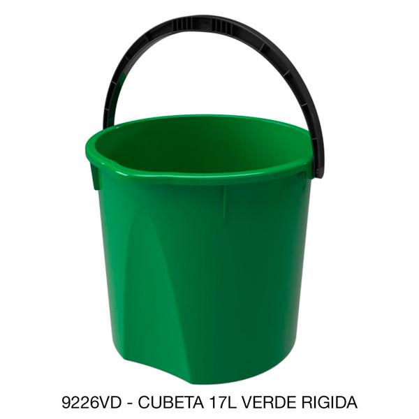 9226vd_cubeta_rigida_verde_17_litros